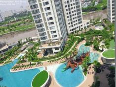 Bán căn hộ 2 phòng ngủ, tháp Bora Bora, Đảo Kim Cương, lầu trung, view nội khu, có máy lạnh, 5.1 tỷ