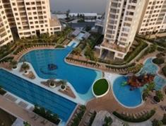 Cần sang nhượng căn 2PN tòa Bora Đảo Kim Cương, 95m2, view hồ bơi giá 5.1 tỷ. LH 0332040992