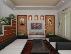 Bán căn nhà XD căn hộ dịch vụ P. Thảo Điền, Q. 2, TP. HCM