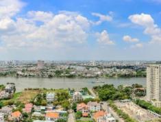 Bán căn hộ cao cấp Tropic Garden 125.52m2, 3PN, căn góc view sông, giá 5.8 tỷ