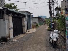 8x17 hẻm 2 sẹc Lê Thị hà,SHR,Tân Xuân,Hóc Môn