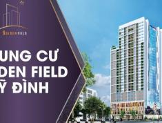 Bán CC Golden Field Mỹ Đình, CK 10,5, LS 0%/8 Tháng. LH: 0976637305