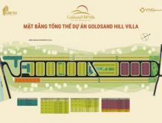 Goldsand hill villa dự án đất nền sổ đỏ lâu dài tại Phan Thiết giá chỉ từ 12-15tr/m2