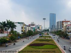 Bán nhà mặt phố VIP quận Ba Đình, phố Liễu Giai - Kinh doanh siêu khủng - Vỉa hè rộng –– Đường đôi