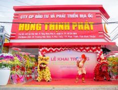 TP Phan Thiết mở rộng, thu hút khách đầu tư,giá 240tr/nền lợi nhuận 17%
