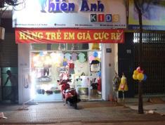 Cần sang nhượng cửa hàng thời trang trẻ em ở 101A Nguyễn Thái Bình, P4, quận Tân Bình, TP Hồ Chí