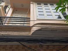 Bán nhà phố Hồ Tùng Mậu (Cầu Giấy): DT rộng, giá rẻ, tặng nội thất xin. DT 56m2, xây 5 tấng. Giá