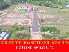 Xu hường bất động sản 2019 - Đất nền phố núi lên ngôi - Khu đô thị Hoàng Thành Kon Tum