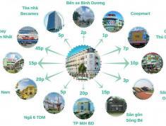 Bán shophouse khu dân cư Chánh Nghĩa giá chỉ 3.2 tỷ/căn