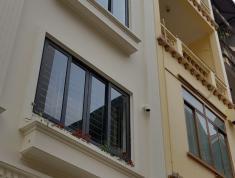 Siêu phẩm phố Hoàng Quốc Việt. DT 40m2, 6 tầng, MT 5m. Giá 8.2 tỷ