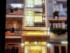 Nhà mới đẹp rẻ trệt lửng 3 lầu đường số Phạm Hùng F4Q8 TP.HCM, 7.8 tỷ