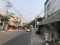 Bán lô góc 2 mặt tiền đất biệt thự gần khu dân cư Sông Đà, P. Hiệp Bình Chánh, Q. Thủ Đức, SHR,