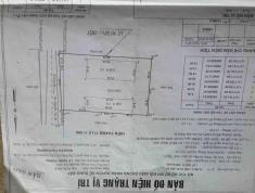 Bán đất Phú Hòa Đông, Củ Chi diện tich 1386m2; giá 4,1tr/m2