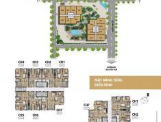 Hot!Sở hữu căn hộ 92m2 35 Lê Văn Thiêm chỉ từ 26tr/m2,bàn giao quý 4/2019,HTLS 0% trong 12