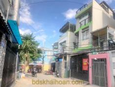 Bán nhà 2 lầu hẻm 95 Lê Văn Lương P Tân Kiểng Q7