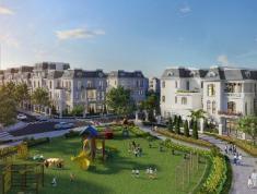 Khu vực kinh doanh sầm uất nhất trung tâm tp Thanh Hóa. Biệt thự Vinhomes Star City 120m2. Chỉ từ