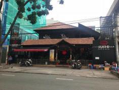 Bán nhà Mặt Tiền Nguyễn Đình Chiểu, P.Đaokao, Q.1 , TP.HCM , Diện tích 16,7mx25,9m , HĐT 450
