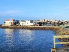 Chính chủ Bán lô đất thổ cư Đảo Thạnh An-Cần Giờ 122m2 ngang 5,5m2 nở hậu 5,9 m2- với giá rất rẻ