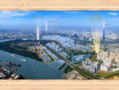 Căn hộ Châu Âu 5 sao quận 2 - Đẳng cấp thể hiện sự thịnh vượng - View sông Sài Gòn - Landmark 81