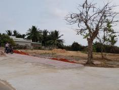 Bán đất Hàm Liêm, lô góc 2 mặt tiền, 100% thổ cư, 5tr/m2, Giá HIẾM