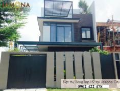 Bán biệt thự Jamona City Q7 đường Đào Trí giá 13 tỷ 1 trệt 2 lầu sân thượng