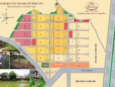 Siêu dự án đất nền  vùng ven  trung tâm hành chính 3 xã tân thành
