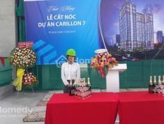 Carillon 7 cất nóc chuẩn bị nhận nhà bán đợt cuối 1,9 tỷ/căn