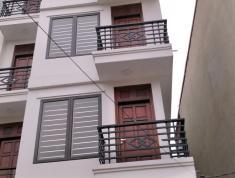 Bán nhà phố Trần Đăng Ninh, Hà Đông 39m2 x 5T, gara, nhà mới chỉ 3,95 tỷ