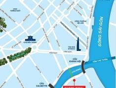 Cần sang nhượng chung cư dự án Sài Gòn Royal 74m2, 2 pn giá 6.8 tỷ