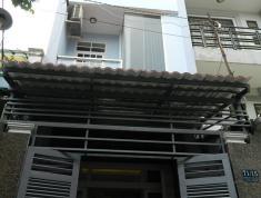 Nhà mới RẺ 3.5 X 14M nở hậu 8m trệt 2 lầu sân thượng đường 4 Q. Gò Vấp TP.HCM