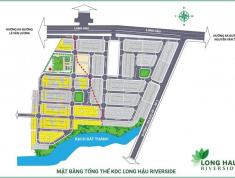 Cần bán đất đẹp khu Long Hậu,sổ đỏ,xây tự do,thanh toán 600 tr nhận nền ngay, diện tích đa dạng.