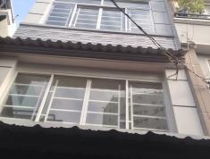 Nhà đẹp rẻ 3 x 9m trệt 3 lầu Cao Đạt F1Q5 TP.HCM, 4.6 tỷ