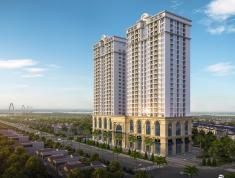 Bán CH Tây Hồ Residence, giá 3.2 tỷ, DT thông thuỷ 85 m2, full đồ Châu Âu, HTLS 0%