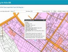 Bán đất Nhơn Trạch - Đồng Nai - 7/243, giá 2,1tr/m2. Liên hệ: 0932.117.317