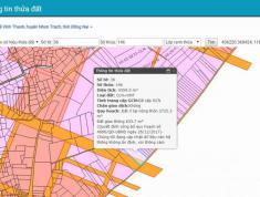 Bán đất Nhơn Trạch - Đồng Nai - 36/146, giá 1,8tr/m2. Liên hệ: 0932.117.317