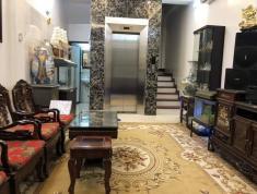 Bán gấp nhà phố Hào Nam, thang máy, nội thất hiện đại – LH: 0973210314