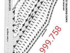 Bán đất nền thổ cư 140m2, từ 3.3 triệu 1 m2, Gần Ga Ma Lâm, UBND Hàm Thuận Bắc