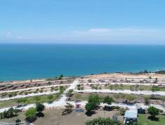 Tôi cần sang nhượng 1 lô đất Sunny Villa Mũi Né 9,6tr/m2, dt 251 m2 view thẳng biển vịnh Hòn Rơm,