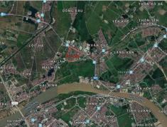 Chính chủ cần bán đất diện tích 216m2, 324m2, mặt tiền 12m tại thôn Du Nội, xã Mai Lâm, Đông Anh