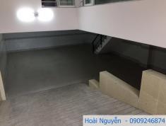 Cho thuê nhà nguyên căn mặt tiền Nguyễn Hoàng, hầm trệt 2 lầu, giá 70tr/th LH 0909246874