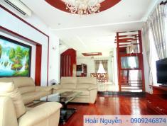 Cho thuê villa Thảo Điền có hồ bơi 5PN đủ nội thất giá 3200$