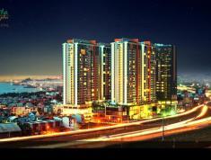 Cho thuê căn hộ Thịnh Vượng ,căn góc 2 phòng, có NT cơ bản. Giá 7 triệu/tháng.