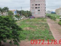 Bán đất mặt đường Lê Duẩn ( 2 mặt tiền , sổ đỏ chính chủ ) . LH : 0972178621