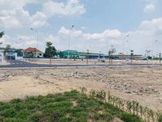 Chủ nhà bán đất Sổ Đỏ mặt đường 32m Thuận An 64m2. gía 2,2 tỷ