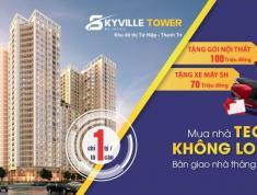 TECCO THANH TRÌ (SKYVILLE TOWER) SẮP BÀN GIAO  0965 824 678