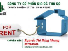 Cho thuê cả nhà mặt ngõ oto Quan Nhân, quận Thanh Xuân.