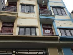 Nhà 4 tầng đẹp long lanh Nguyễn Chính 60m 4.89 tỷ oto đỗ cửa