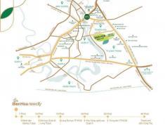 Bán đất Biên Hòa,trong sân golf Long Thành giá chỉ 11tr/m2