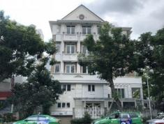 Bán nhà phố góc 2 MT Bùi Bằng Đoàn Khu HG-HP Phú Mỹ Hưng, DT 11x18,5, 4 lầu, thu nhập 180 tr/tháng