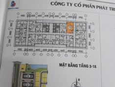Tôi chính chủ cần tiền bán căn hộ cc Thanh Hà - Mường Thanh - Hà Đông 68m2
